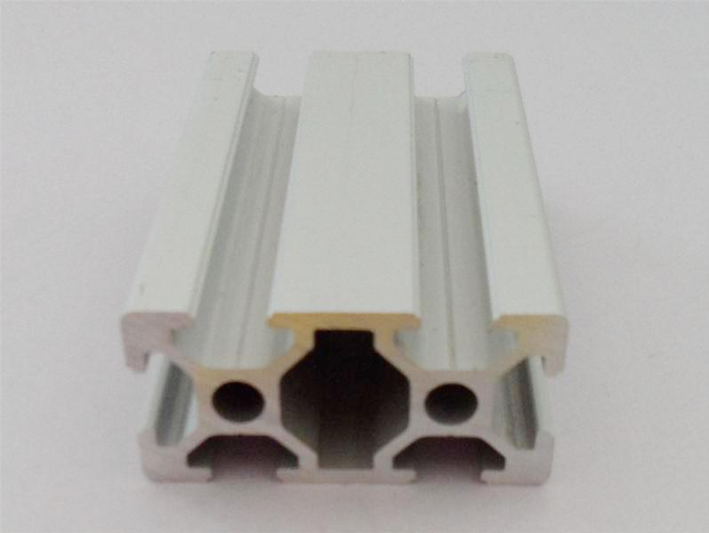 铝型材厂家生产2040欧标流水线铝型材