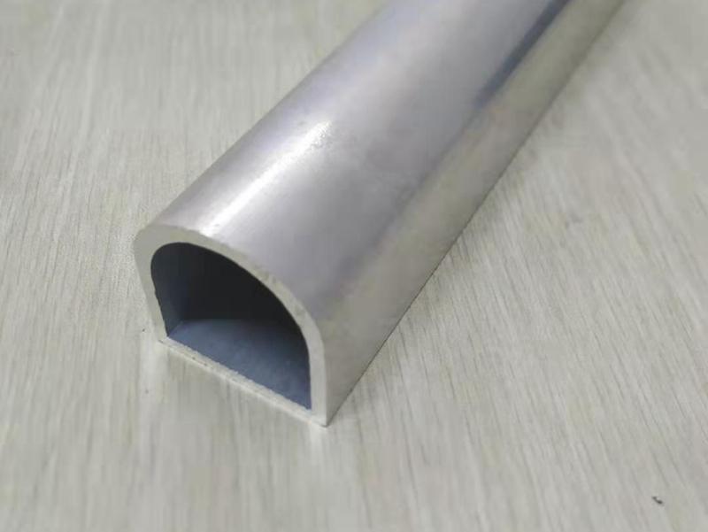 半圆形铝管
