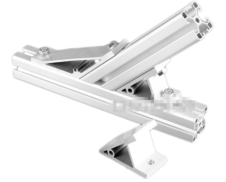 工业铝型材连接