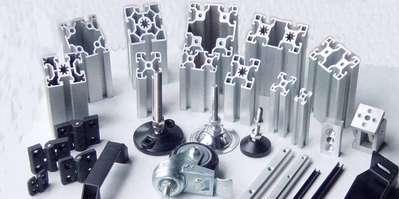 工作台铝型材的优势