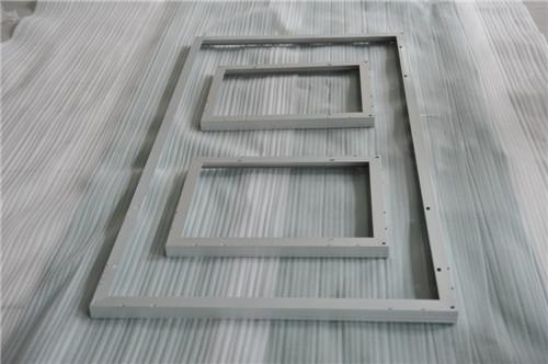 加工过的太阳能铝边框