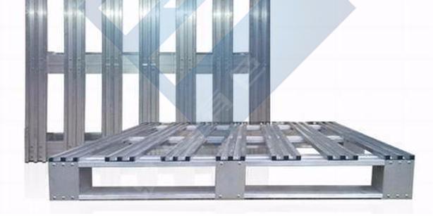 物流行业的铝合金托盘