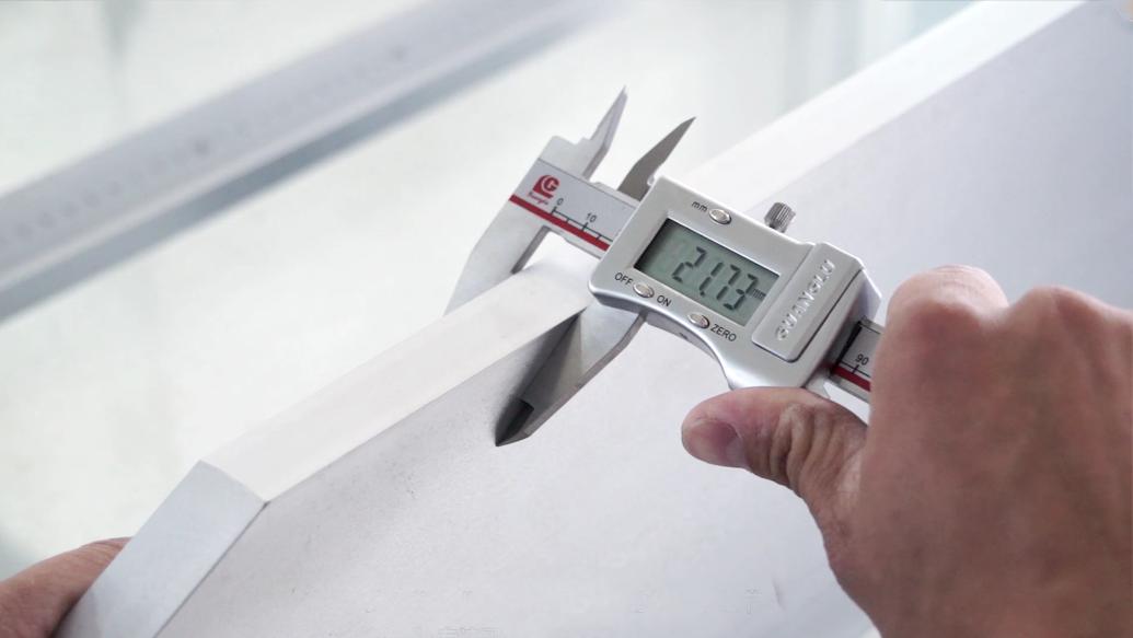 工业铝型材检验