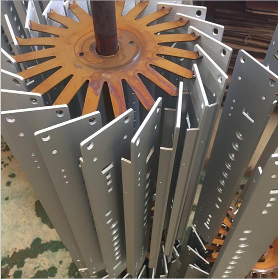 铝合金小氧化挂具