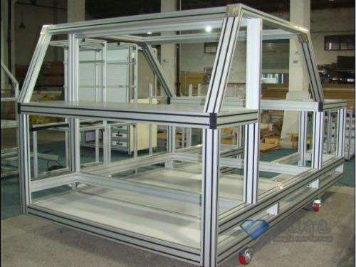 工业铝型材外框