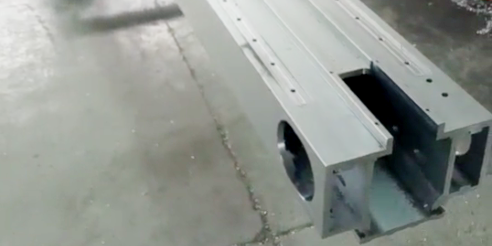 UV平板打印机铝型材配件