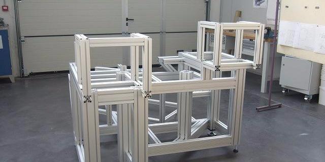 机架铝型材该如何选型?