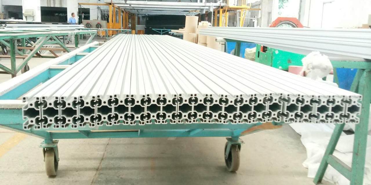 工业铝型材的发展趋势