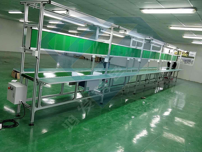 防静电流水线工作台厂家安装施工