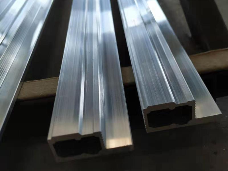 南京鸿发有色厂家开模定制d异形铝合金型材