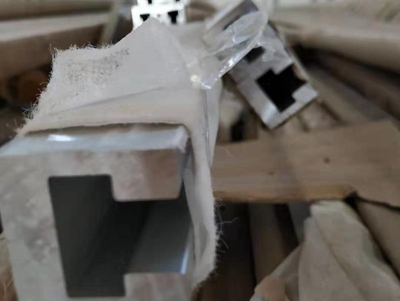 厂家生产厚壁重型导轨铝合金槽 滑轨铝型材