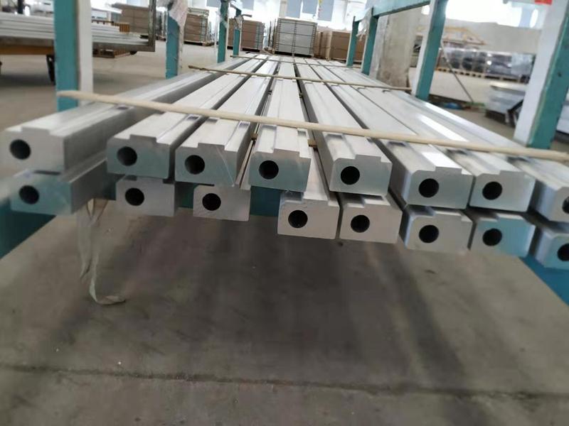 南京6063铝材厂家开模定制100模组铝型材滑块