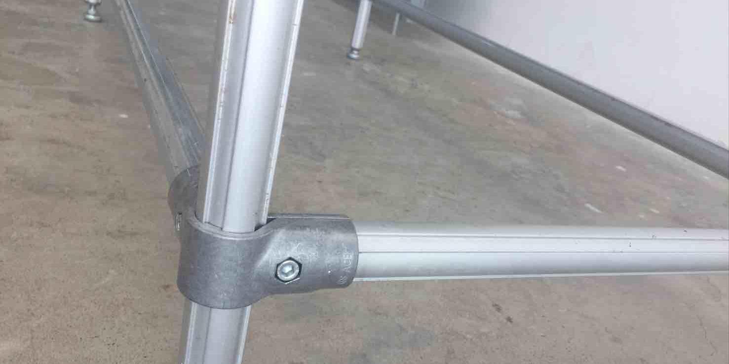 铝合金精益管的规格说明