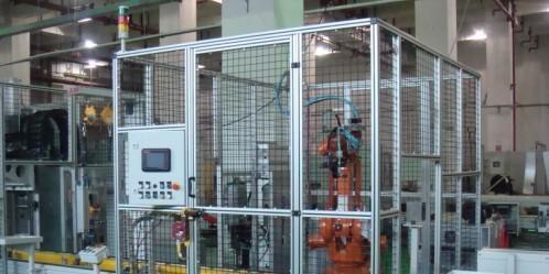 铝合金围栏的表面处理方式和用途