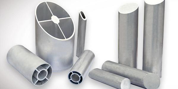 圆管型铝型材