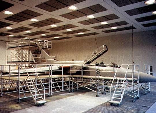 铝合金飞机检修平台