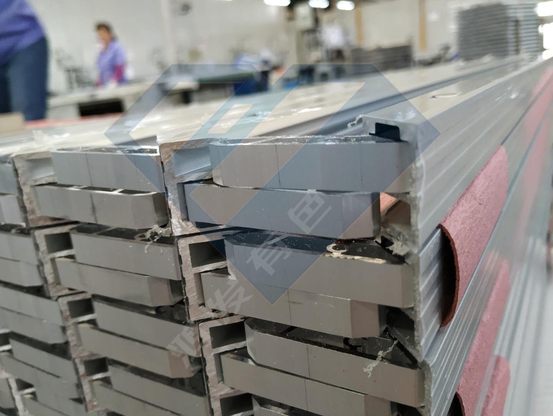 光伏组件边框-双玻太阳能边框加工厂家