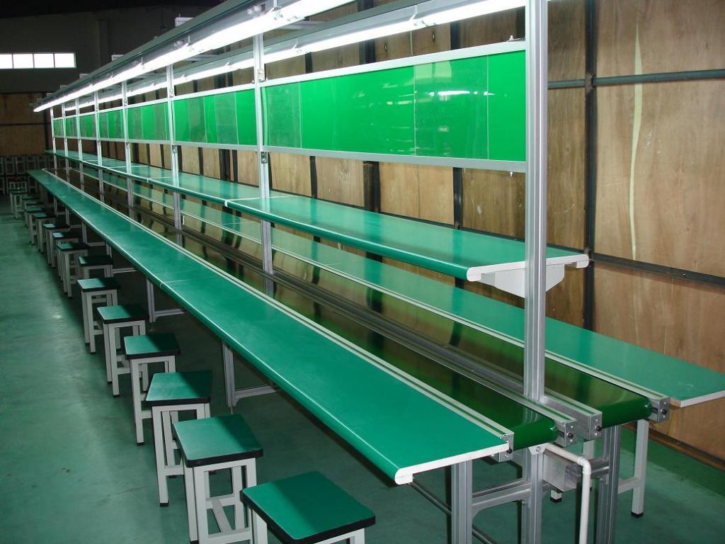 流水线铝型材防静电工作台
