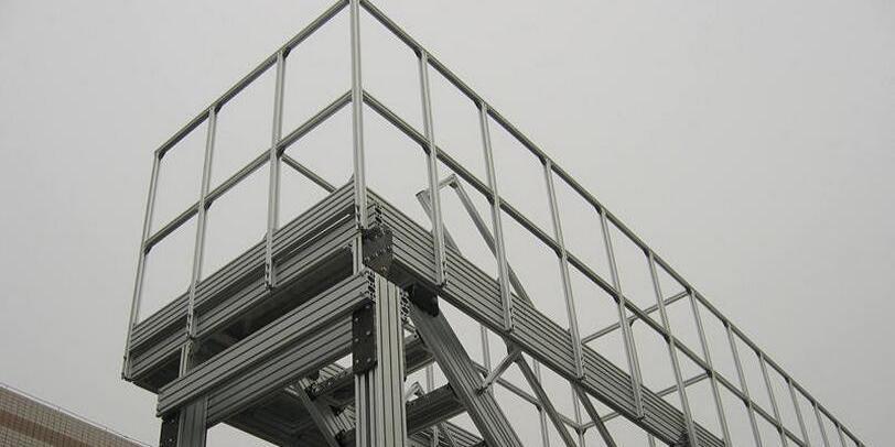 铝合金移动检修平台的价格