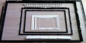 家电外框铝型材