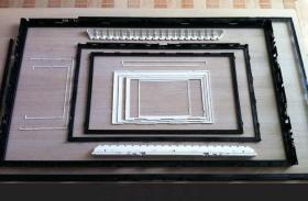 家电铝边框