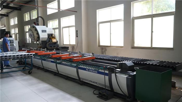 铝型材机械加工