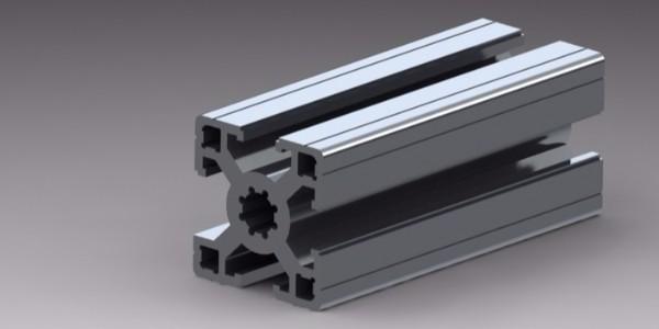 4545流水线工业铝型材