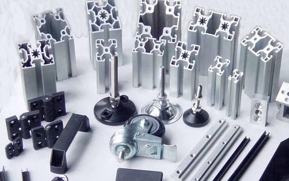 工业铝型材和配件