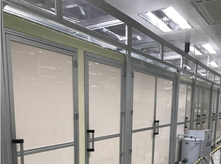 铝型材源头厂家无尘室洁净棚定制