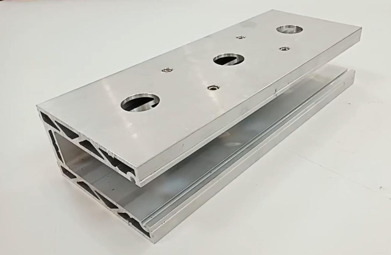 铝型材cnc加工