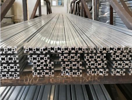 2020欧标流水线铝型材