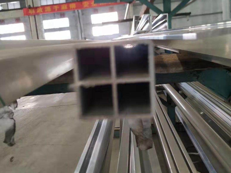 江苏铝型材厂家定制生产田字形铝合金型材
