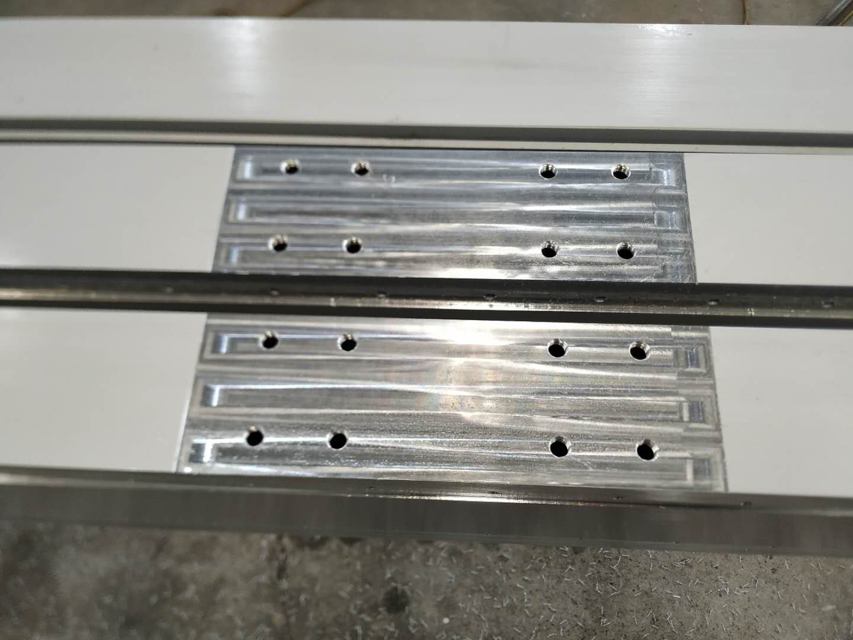 工业铝型材厂家定制加工各种规格铝型材 cnc数控加工