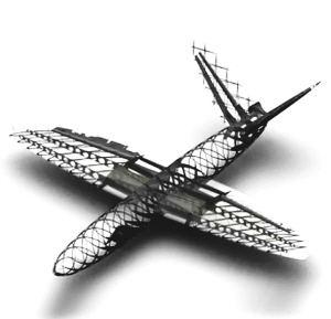航空铝框架