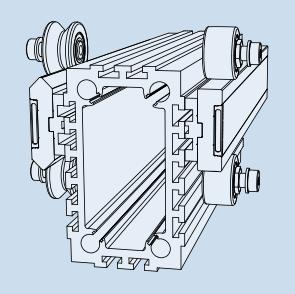 工业铝型材导轨
