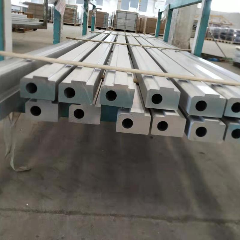 模组铝型材配套铝合金滑块厂家定制生产