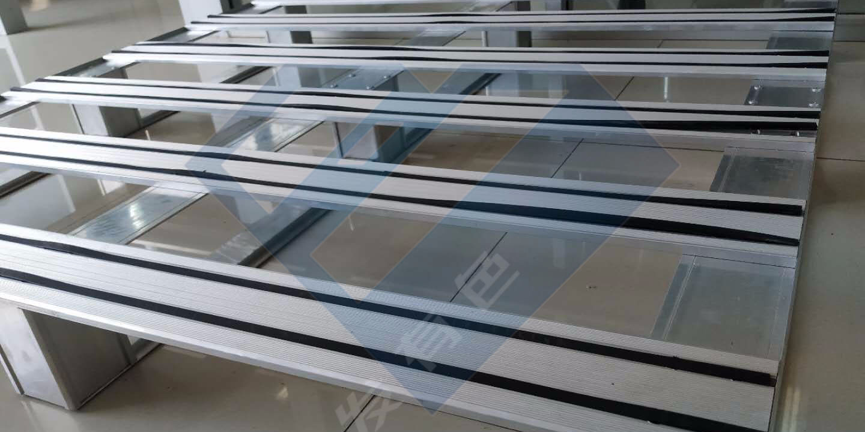 铝合金托盘制造过程之挤压铝型材