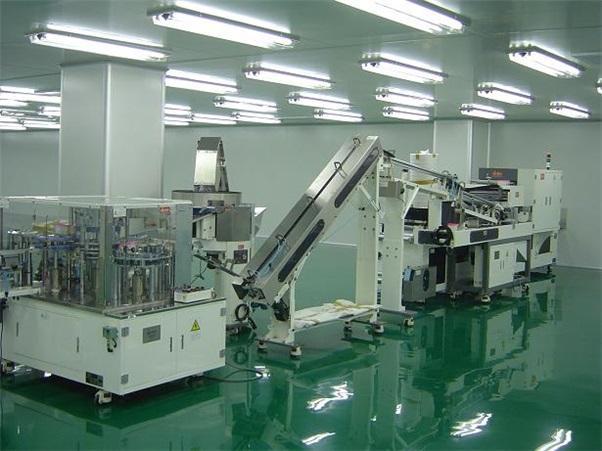 工业铝型材制作的医疗设备
