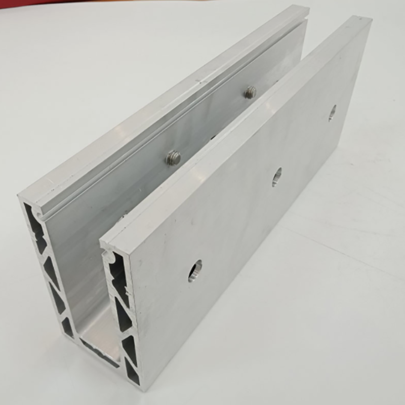 工业铝型材深加工厂家cnc加工各种规格长料铝型材