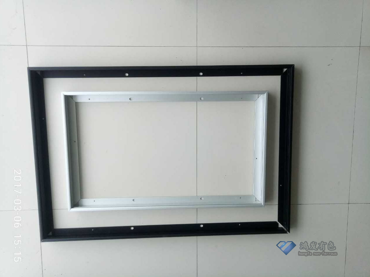 光伏组件太阳能铝合金边框定制生产厂家