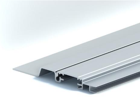 汽车天窗导轨铝型材