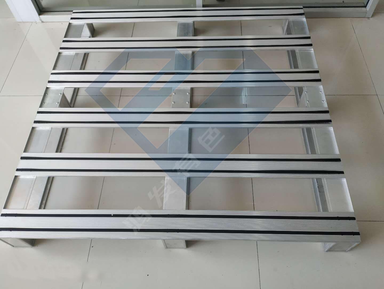 鸿发专利轻型铝托盘 厂家自主设计生产