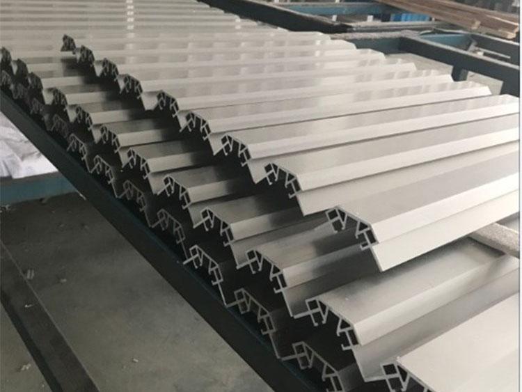 医疗设备外立柱精加工铝型材