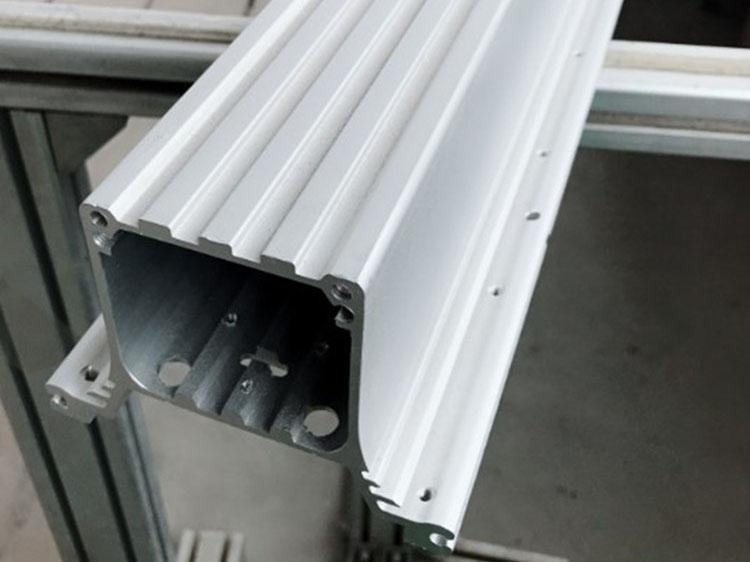灯壳铝型材cnc数控加工