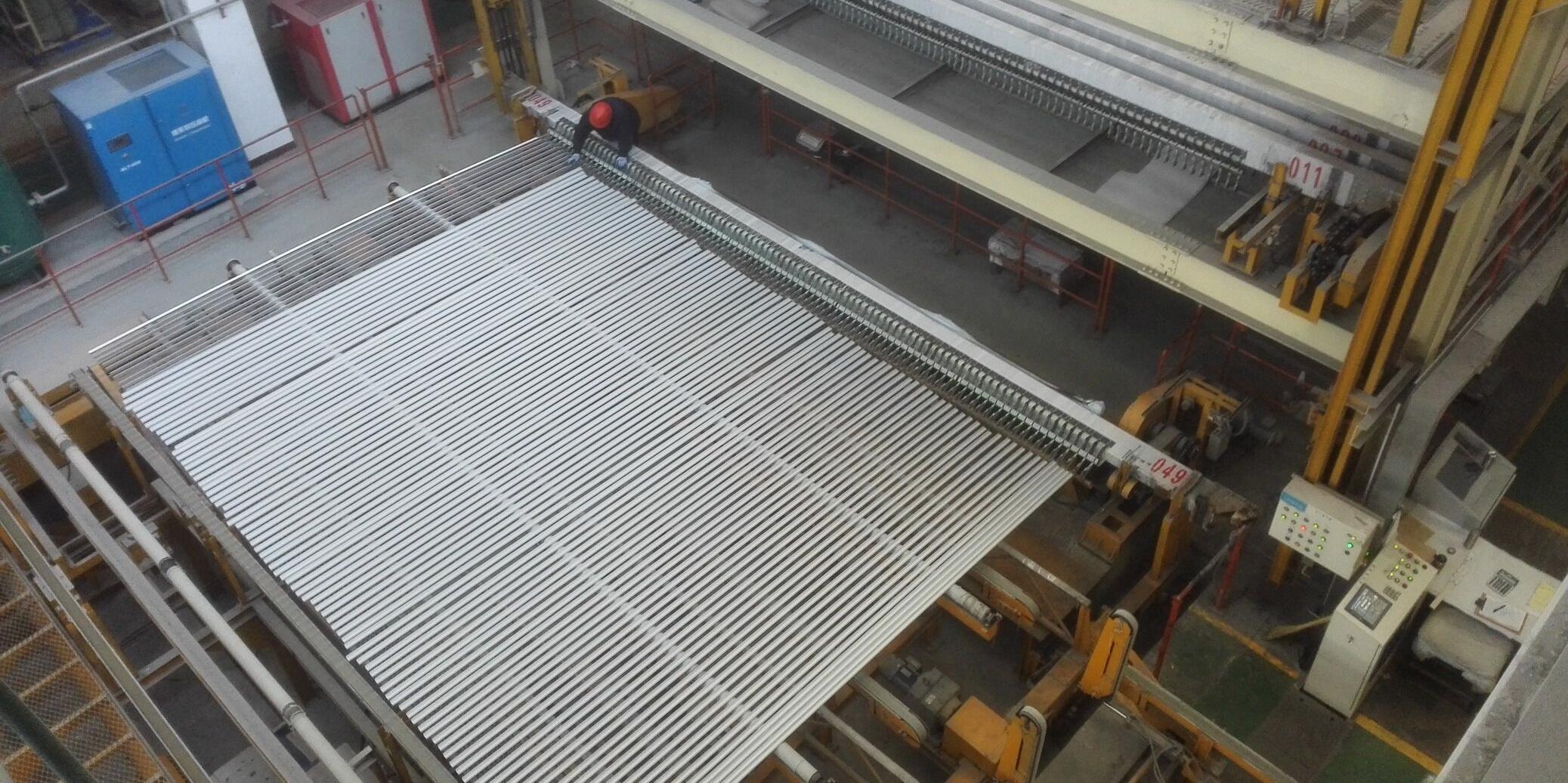 铝型材氧化前侵蚀 处理的作用