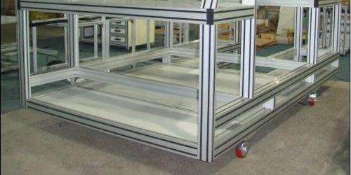 铝型材制品该如何保养