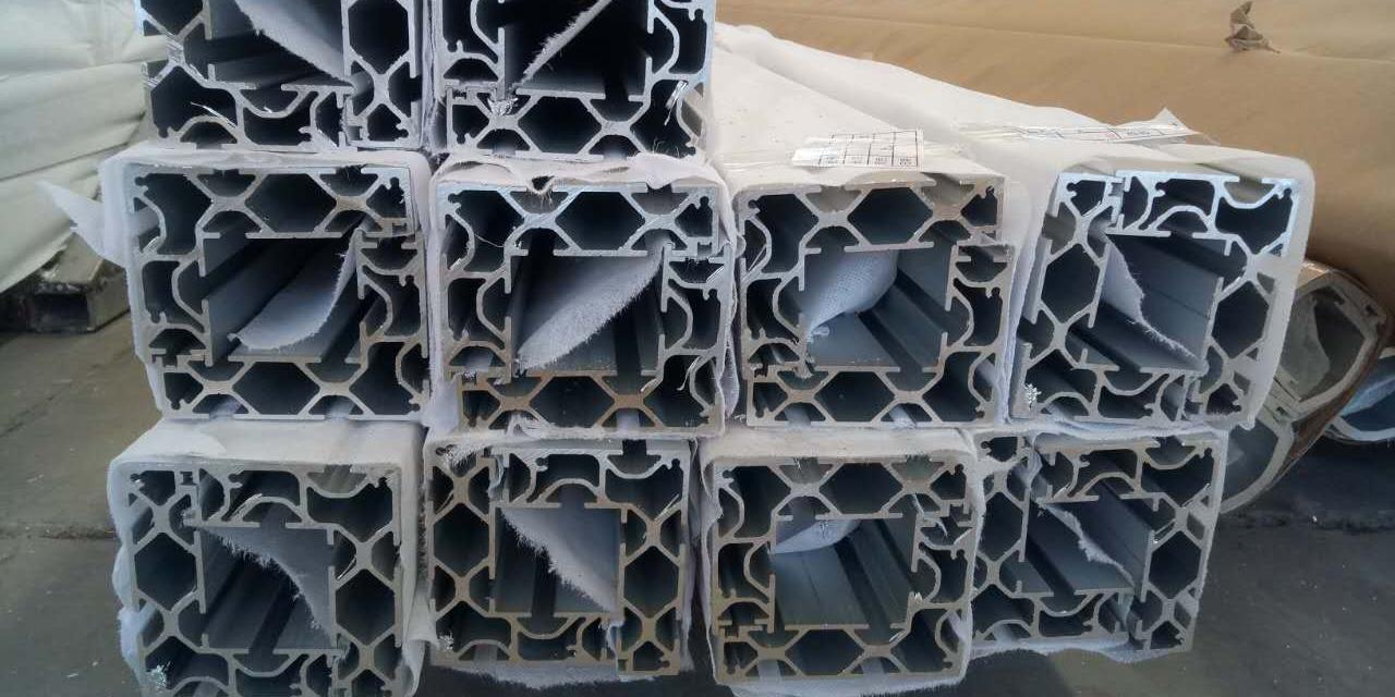 工业铝型材是怎么成型的