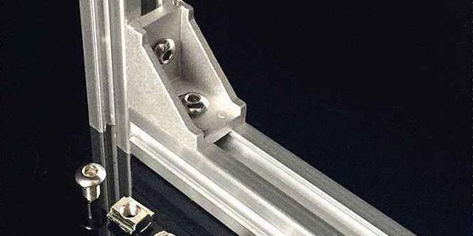 工业铝型材多种直角连接方式的优缺点解析