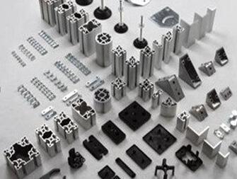 工业铝型材 和配件
