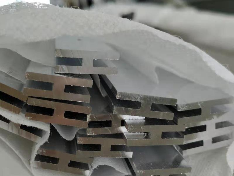 通用型材阳极氧化H型铝型材厂家直销